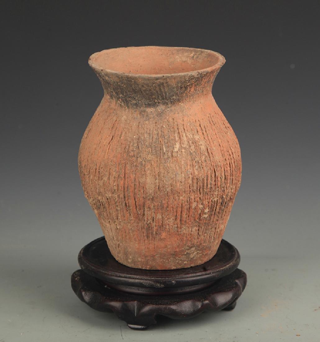 A Ma Jia Kiln Culture Pottery Jar