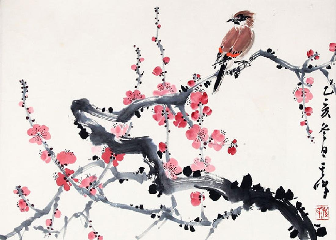 SUN QI FENG, CHINESE PAINTING ATTRIBUTED TO
