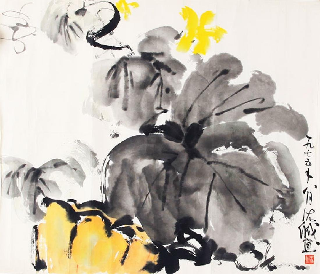 CHEN CHENG, CHINESE PAINTING ATTRIBUTED TO