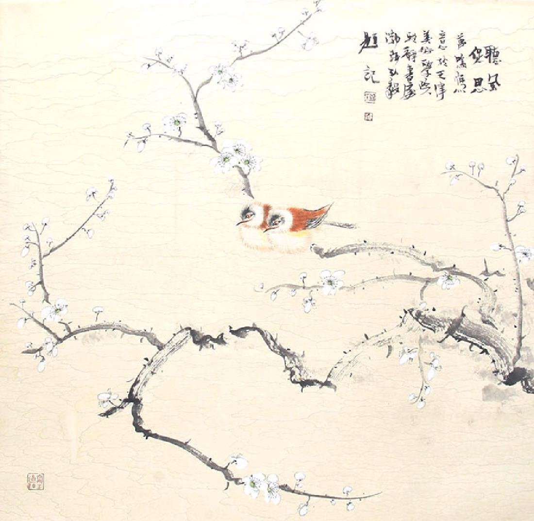 LIU WAN MING, CHINESE PAINTING ATTRIBUTED TO