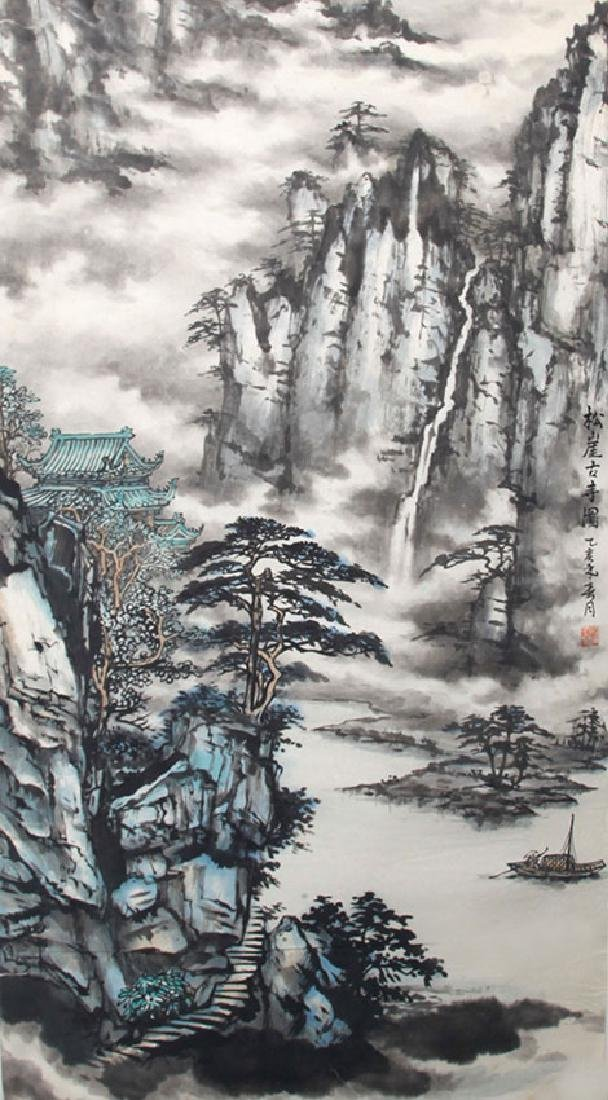 ZHAO LIAN MIAO, CHINESE PAINTING ATTRIBUTED TO