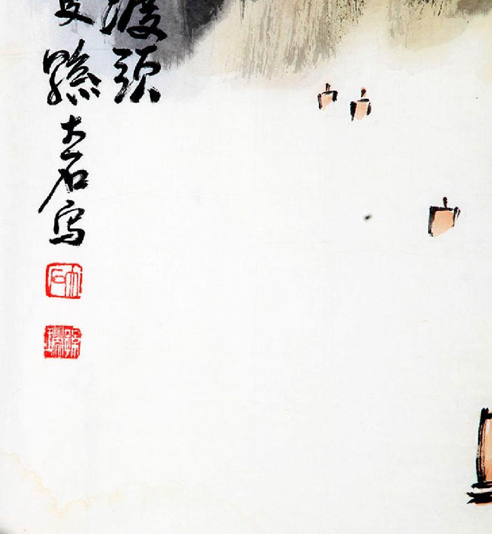 SUN DA SHI, CHINESE PAINTING ATTRIBUTED TO - 3
