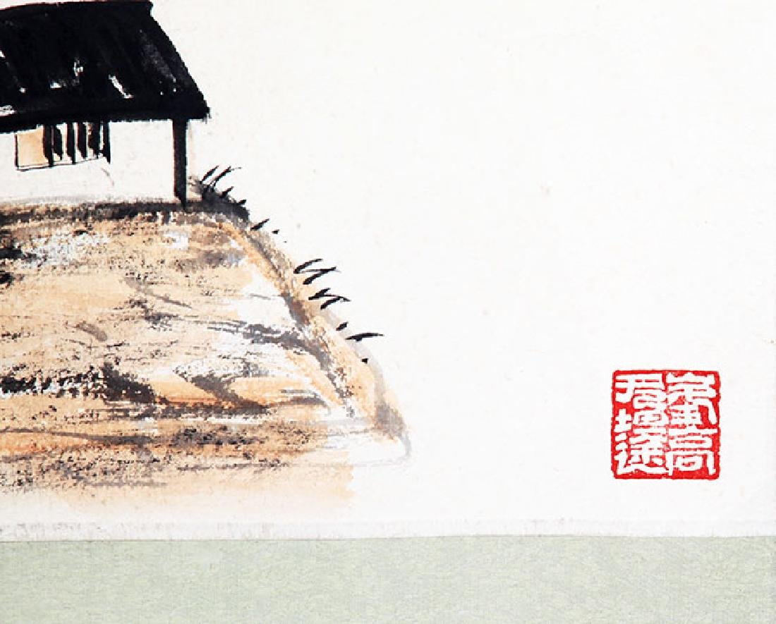 LI XIN MING, CHINESE PAINTING ATTRIBUTED TO - 3