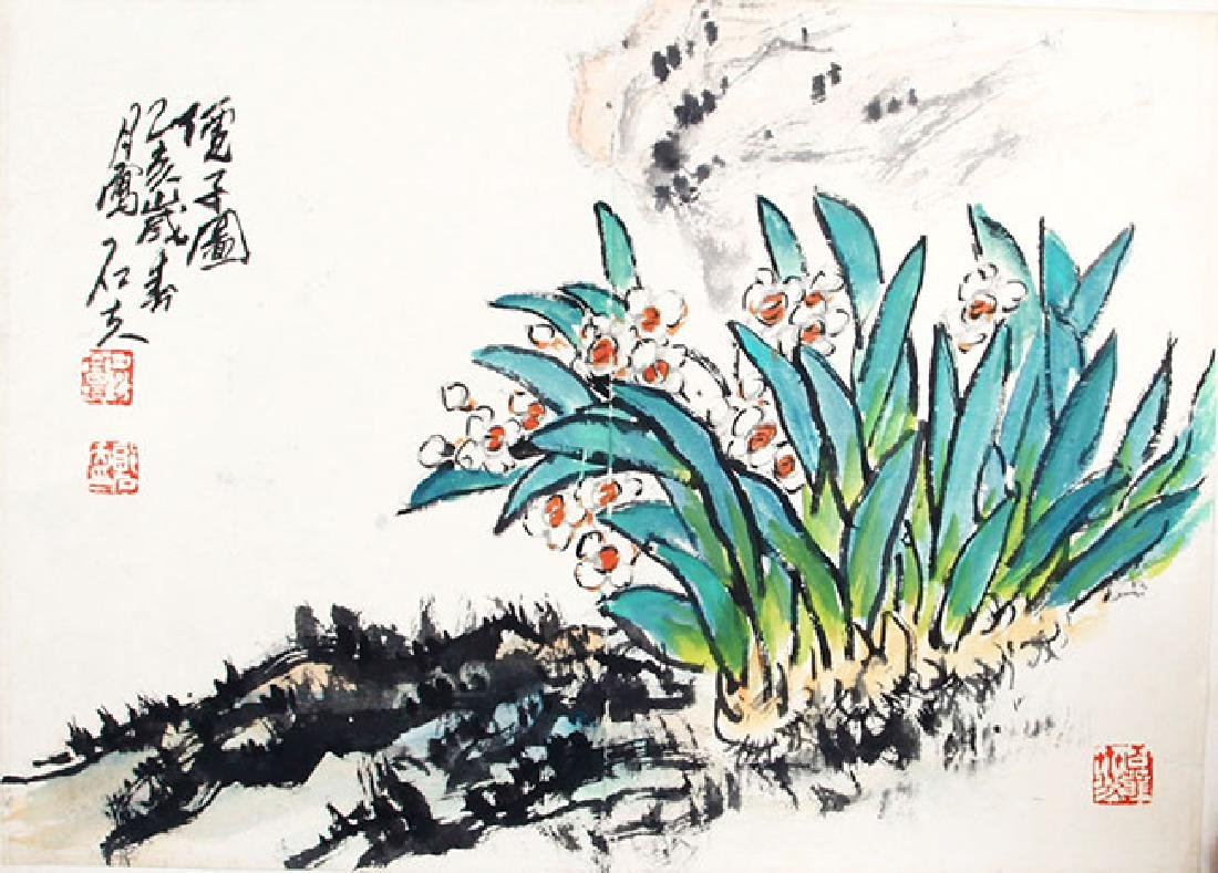 GUO SHI FU, CHINESE PAINTING ATTRIBUTED TO