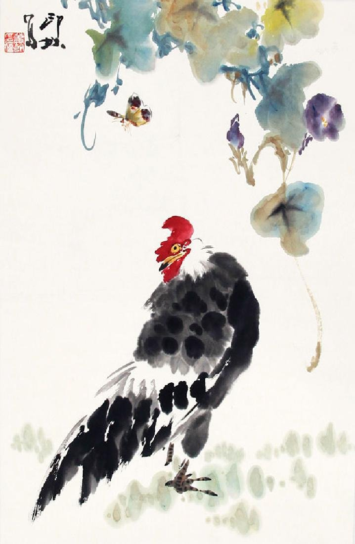 XIAO LIANG, CHINESE PAINTING ATTRIBUTED TO