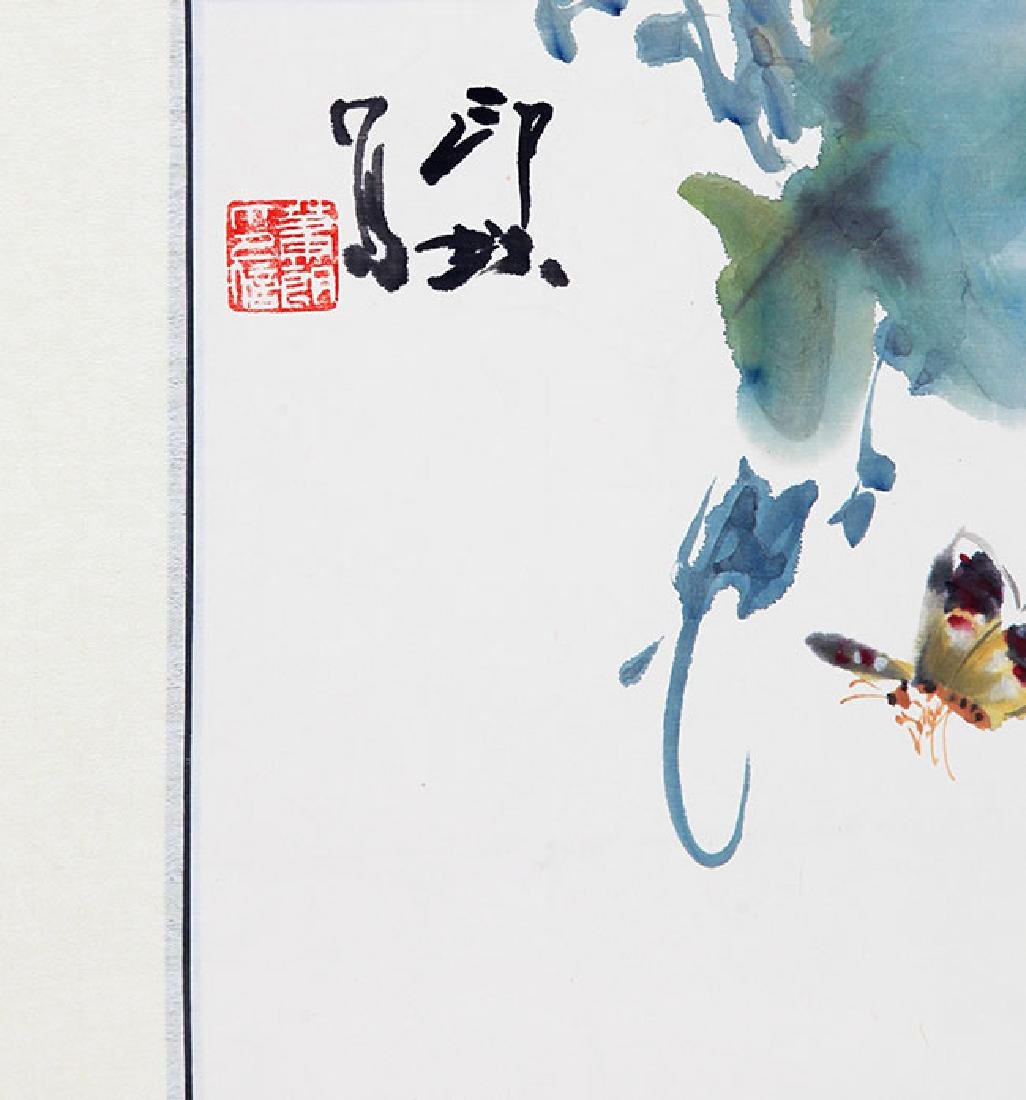 XIAO LIANG, CHINESE PAINTING ATTRIBUTED TO - 2