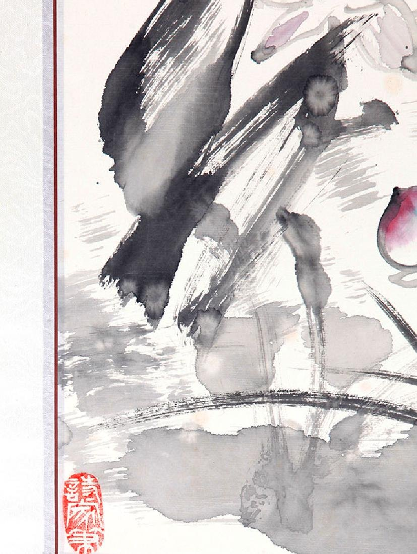 LI QING FAN, CHINESE PAINTING ATTRIBUTED TO - 3