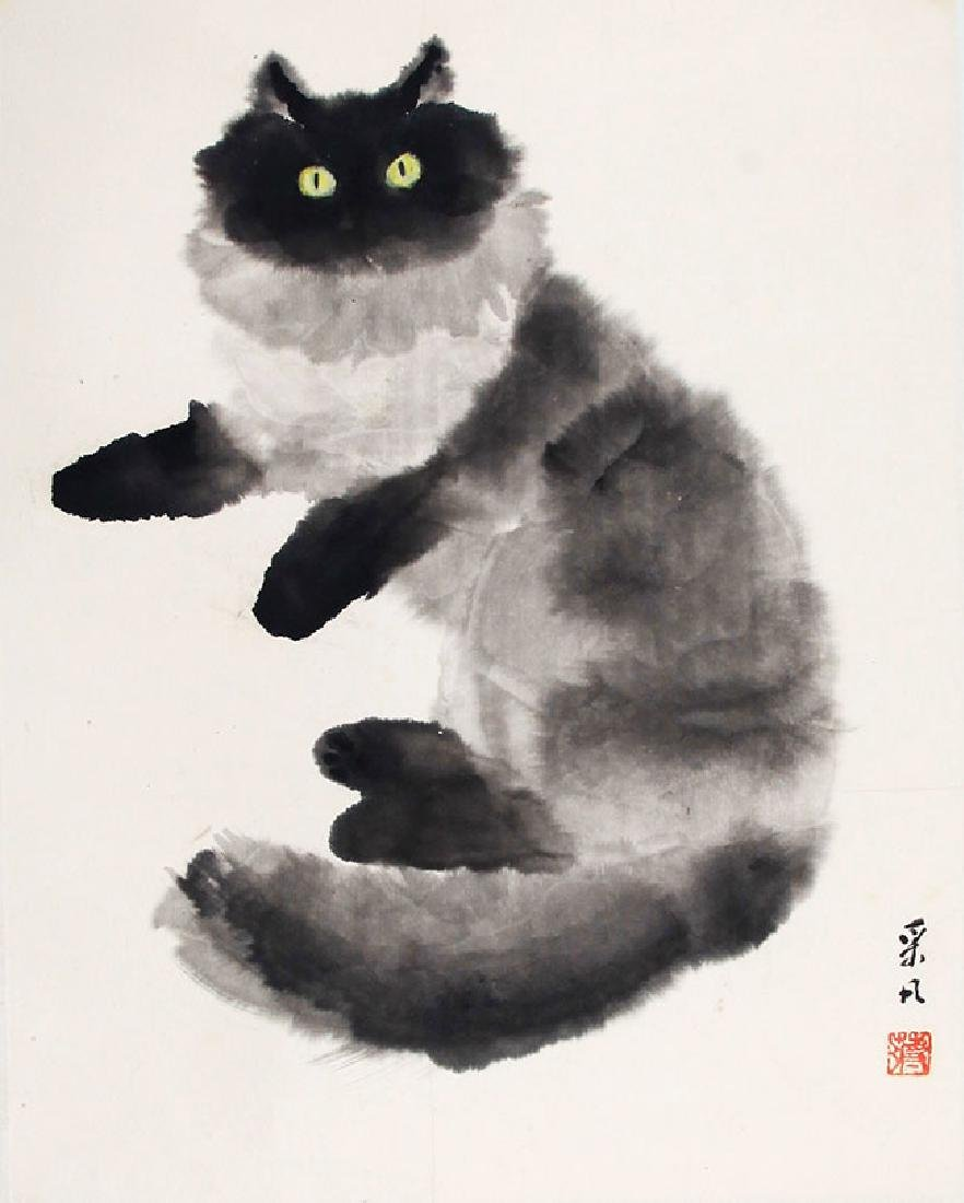 JIANG PING FAN, CHINESE PAINTING ATTRIBUTED TO