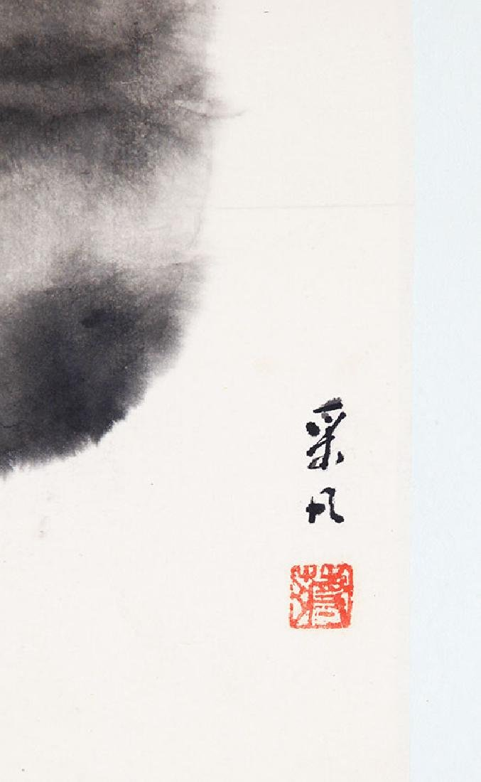 JIANG PING FAN, CHINESE PAINTING ATTRIBUTED TO - 2