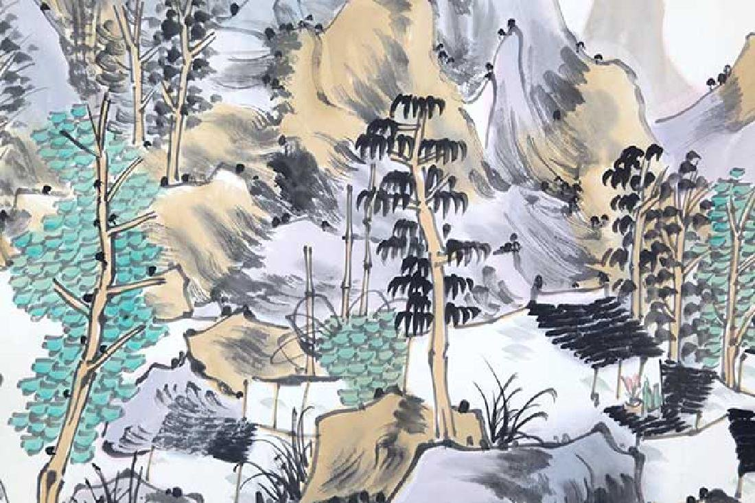 SONG RONG SHENG, CHINESE PAINTING ATTRIBUTED TO - 3