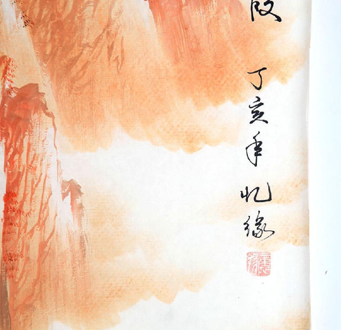 LIU JIN SHENG, CHINESE PAINTING ATTRIBUTED TO - 2