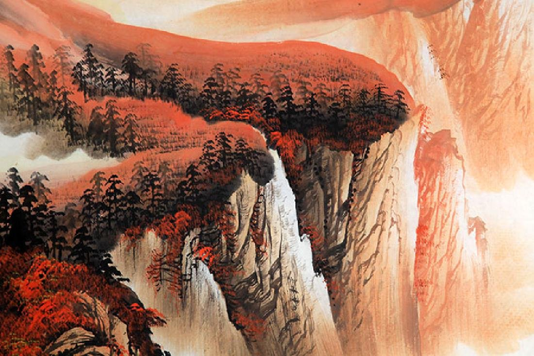 LIU JIN SHENG, CHINESE PAINTING ATTRIBUTED TO - 3