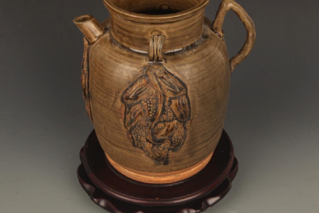 A FINE CHANG SHA YAO WATER JAR - 2