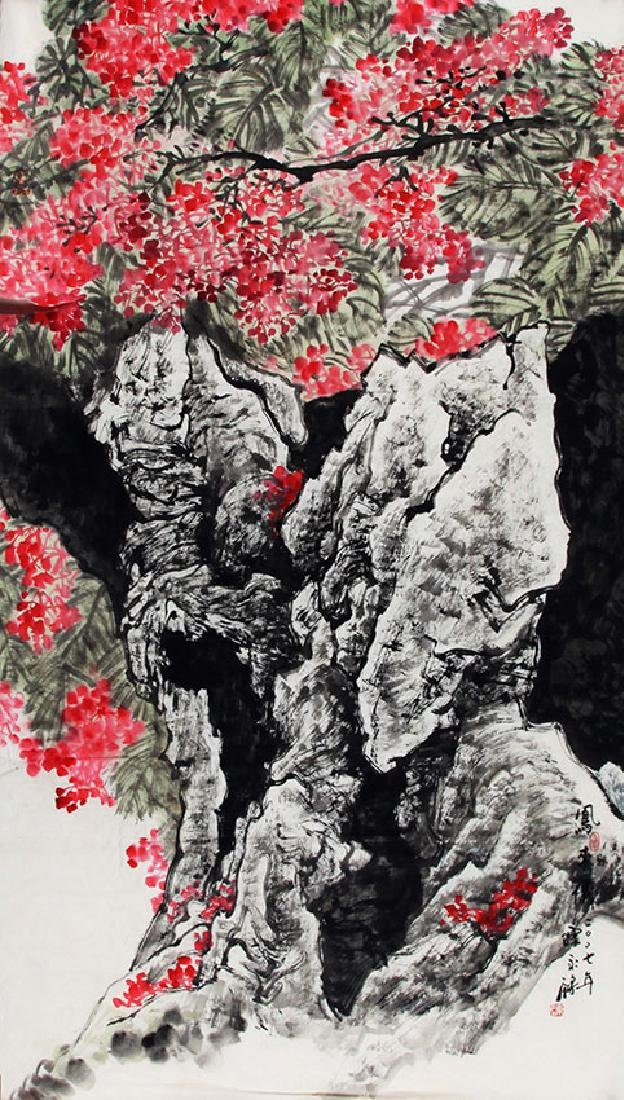 CHEN YONG JIANG, CHINESE PAINTING ATTRIBUTED TO
