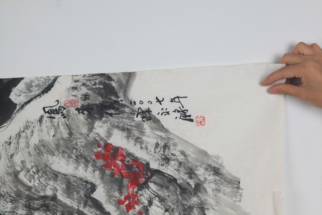CHEN YONG JIANG, CHINESE PAINTING ATTRIBUTED TO - 2