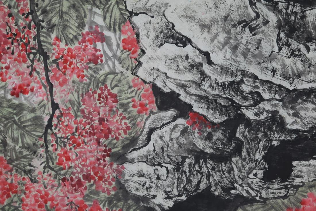 CHEN YONG JIANG, CHINESE PAINTING ATTRIBUTED TO - 3