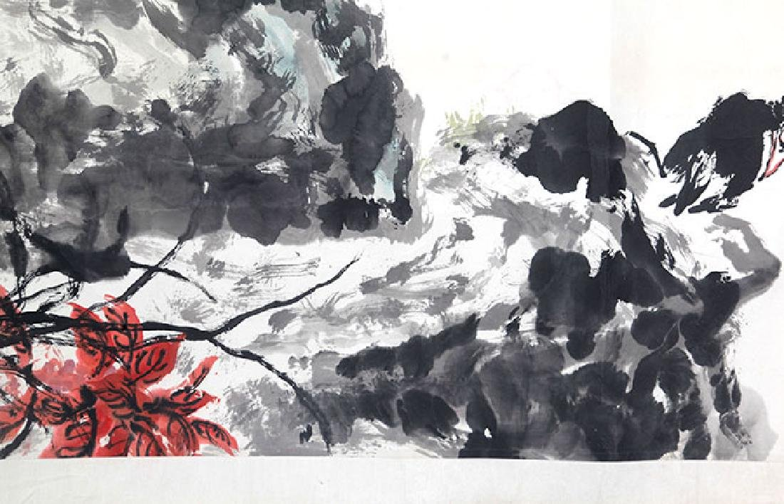 LU GUANG ZHAO, CHINESE PAINTING ATTRIBUTED TO - 4