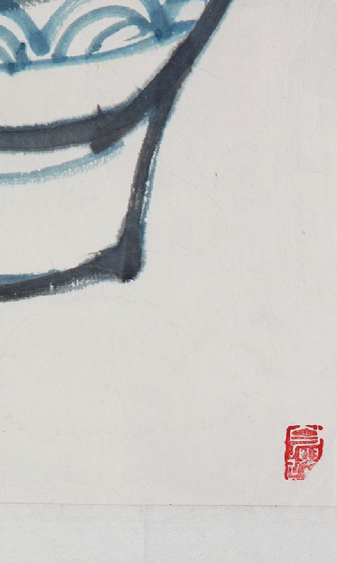 ZHANG PENG, CHINESE PAINTING ATTRIBUTED TO - 3