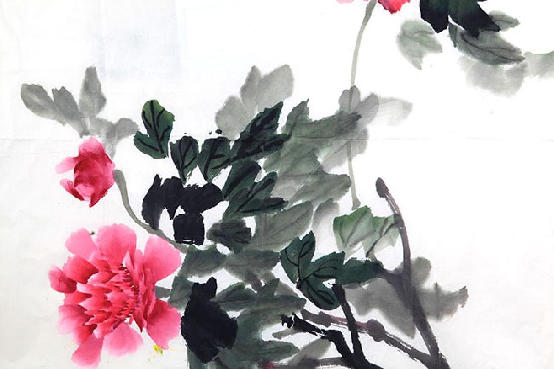 QI NONG, CHINESE PAINTING ATTRIBUTED TO - 3