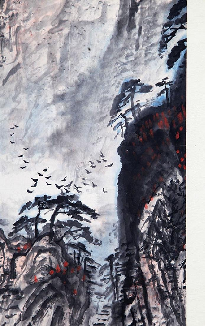 YANG YAN WEN, CHINESE PAINTING ATTRIBUTED TO - 3