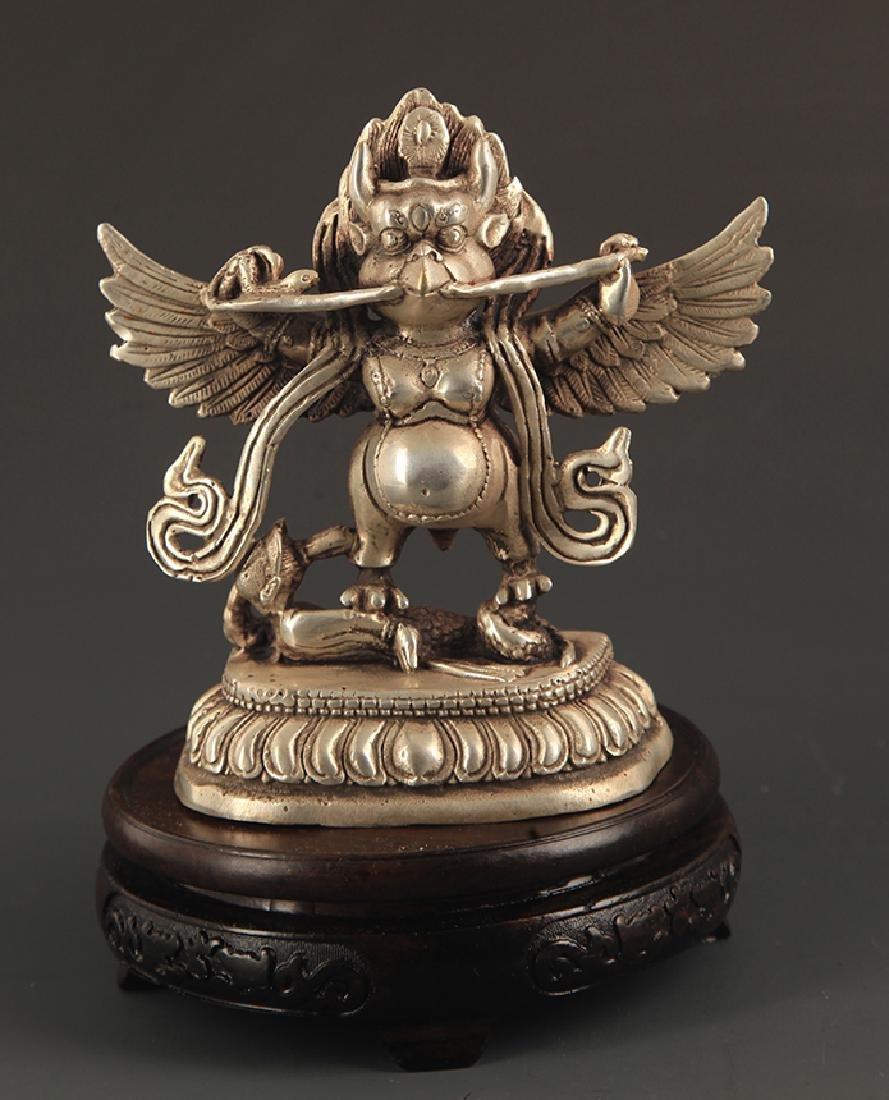 TIBETAN BUDDHISM GARUDA GARUDA FIGURE
