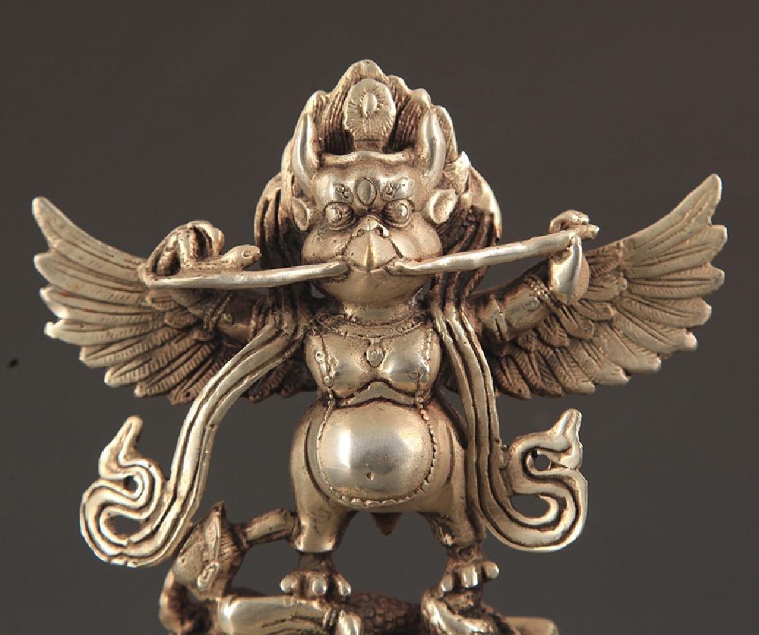 TIBETAN BUDDHISM GARUDA GARUDA FIGURE - 2