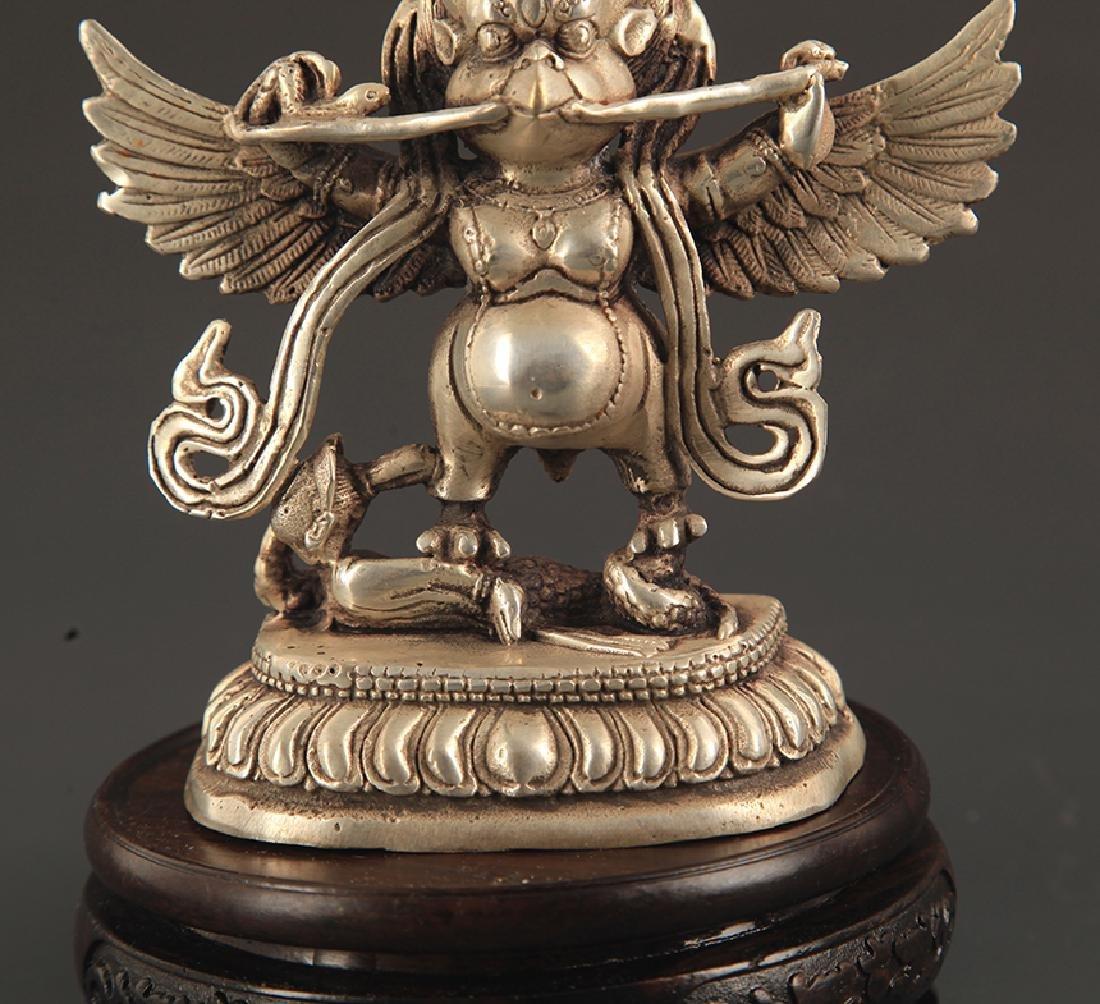 TIBETAN BUDDHISM GARUDA GARUDA FIGURE - 3