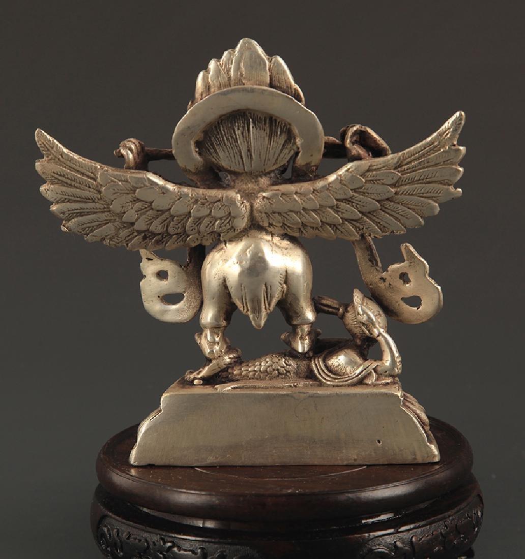 TIBETAN BUDDHISM GARUDA GARUDA FIGURE - 4