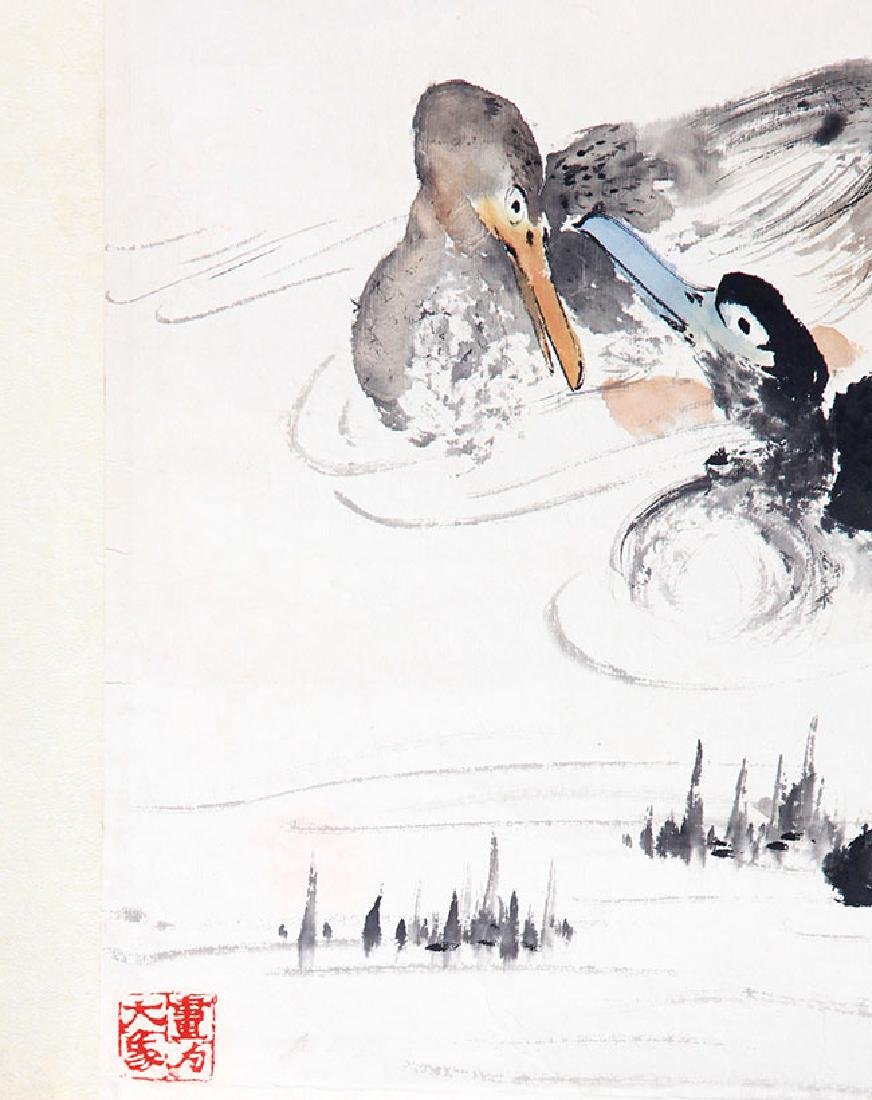HUO CHUN YANG, CHINESE PAINTING ATTRIBUTED TO - 3