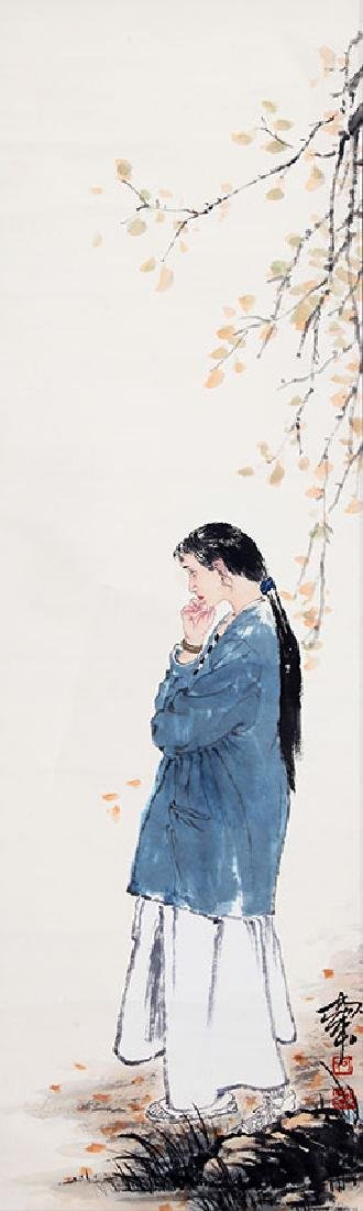 HE JIA YING, CHINESE PAINTING ATTRIBUTED TO