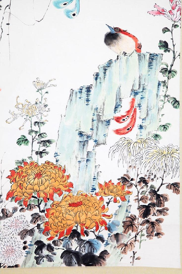 QIAN SONG NIE, CHINESE PAINTING ATTRIBUTED TO - 3