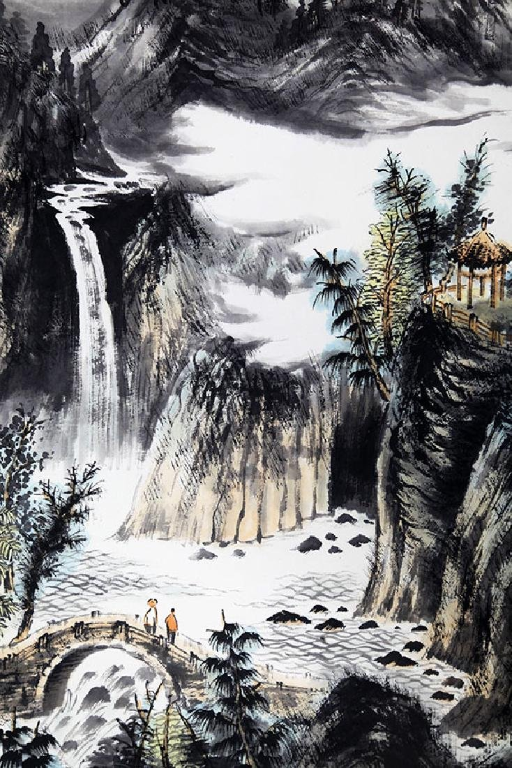 ZENG XIAN GUO, CHINESE PAINTING ATTRIBUTED TO - 3