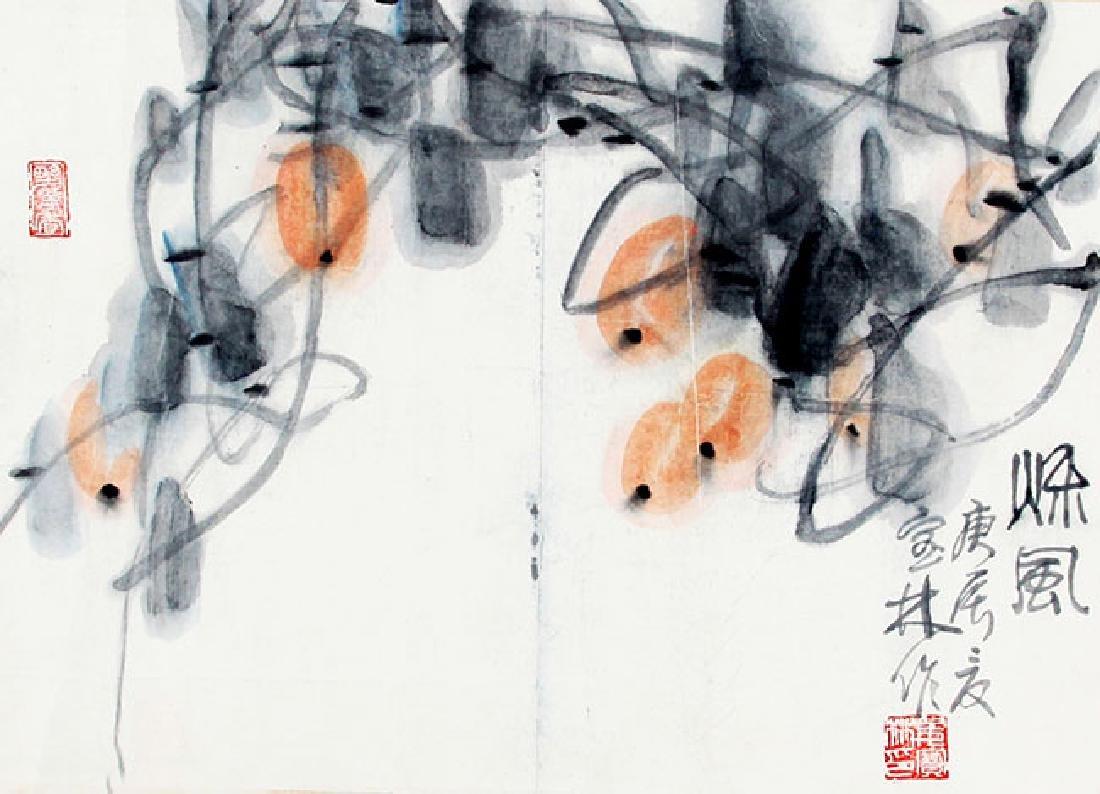JIANG BAO LIN, CHINESE PAINTING ATTRIBUTED TO