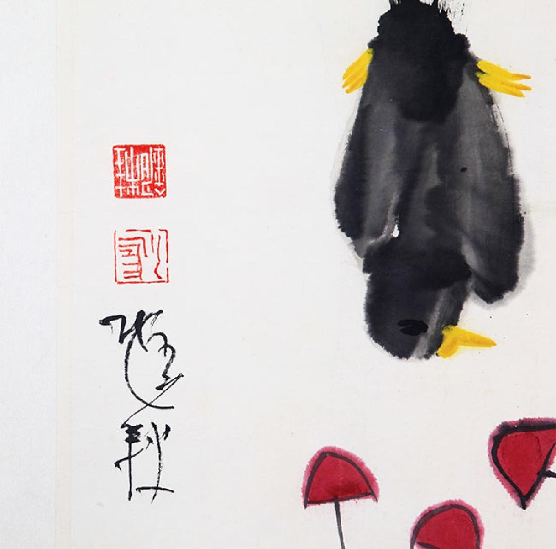 ZHANG GUI MING, CHINESE PAINTING ATTRIBUTED TO - 2