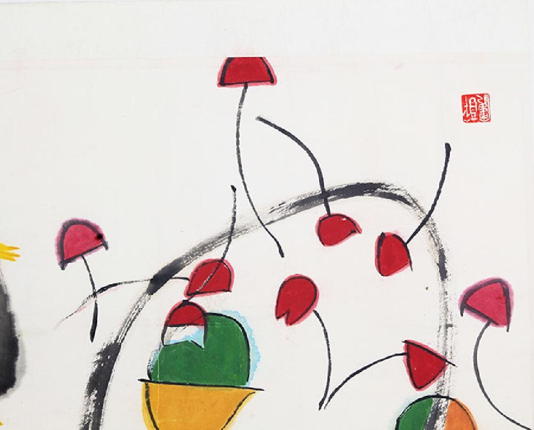 ZHANG GUI MING, CHINESE PAINTING ATTRIBUTED TO - 3