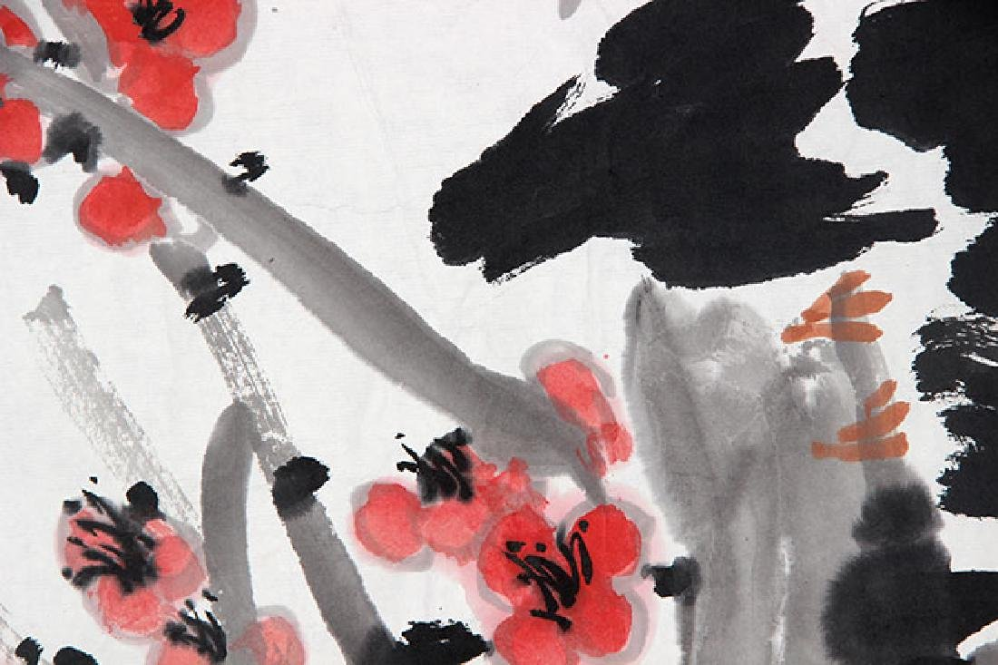 CUI ZI FAN, CHINESE PAINTING ATTRIBUTED TO - 4