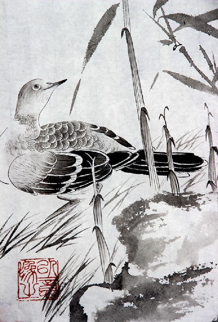 LU KUN FENG, CHINESE PAINTING ATTRIBUTED TO - 2