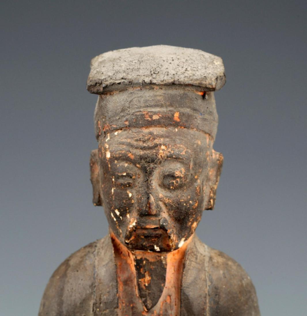 A FINELY BHAISAJYAGURU BUDDHA DECORATION - 2