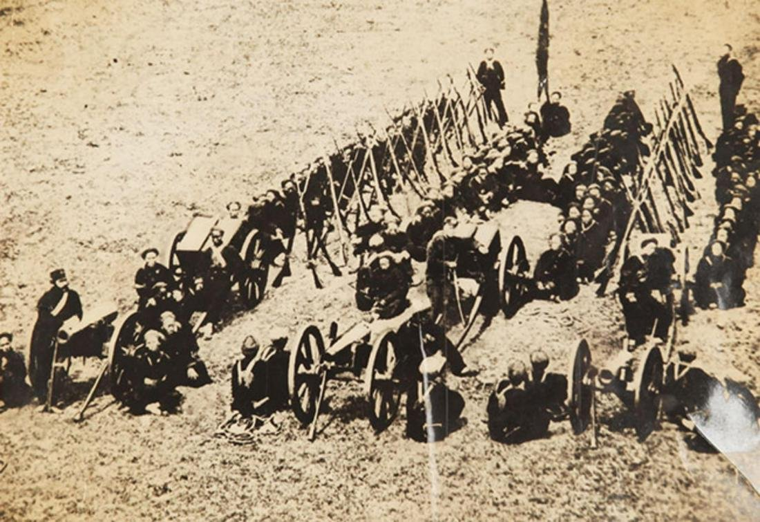 GROUP OF OLD CHINESE PHOTOS - 2