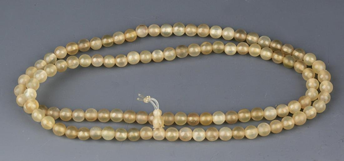 GROUP OF TWO CHINESE NECKLACE - 6