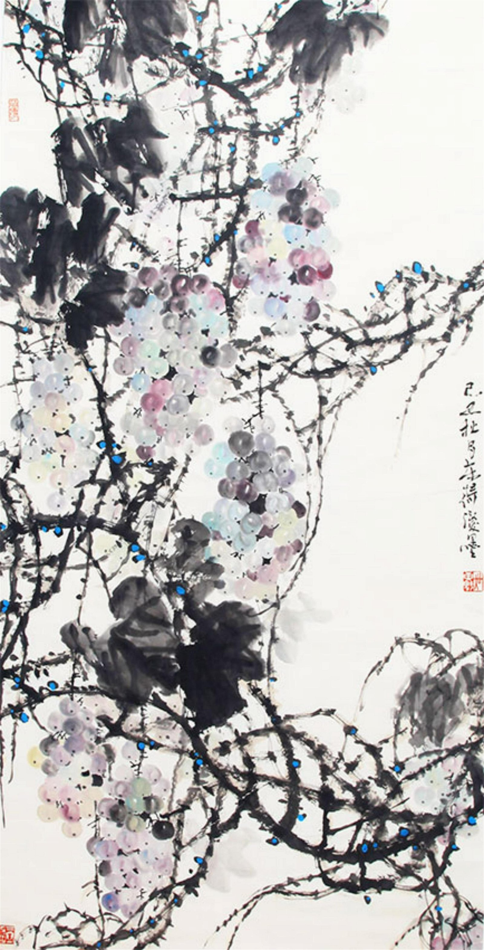 WU DONG KUI CHINESE PAINTING, ATTRIBUTED TO