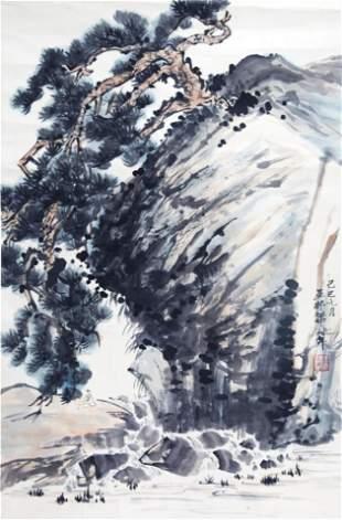 LIANG SHU NIAN ATTRIBUTED TO 1911 2005