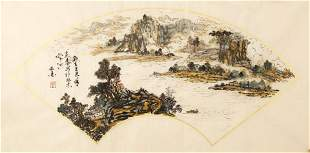 CHINESE PAINTING ATTRIBUTED TO SHI MO