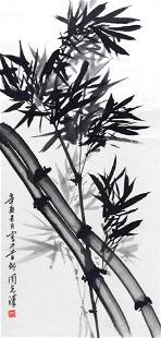 ZHOU GUANG HAN, CHINESE PAINTING ATTRIBUTED TO