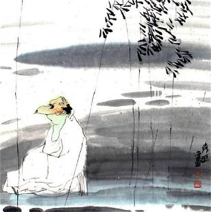 YUAN WU, CHINESE PAINTING ATTRIBUTED TO