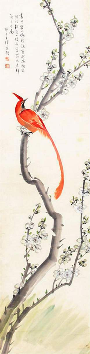 WANG WEI, CHINESE PAINTING ATTRIBUTED TO