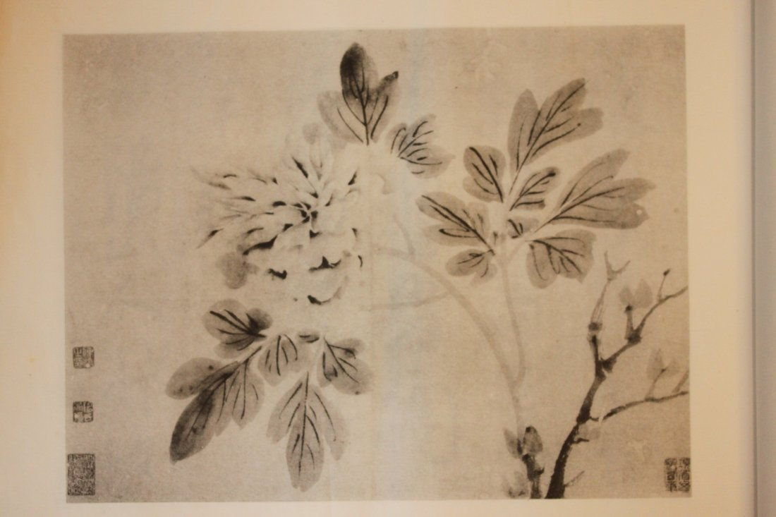 A BOOKLET OF COLLOTYPE PRINTS OF PAINTINGS AND