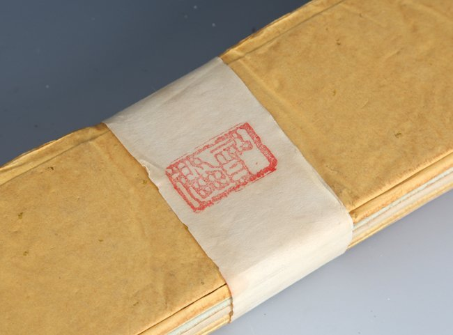 A GROUP OF TEN XUAN PAPER, RICE PAPER - 2