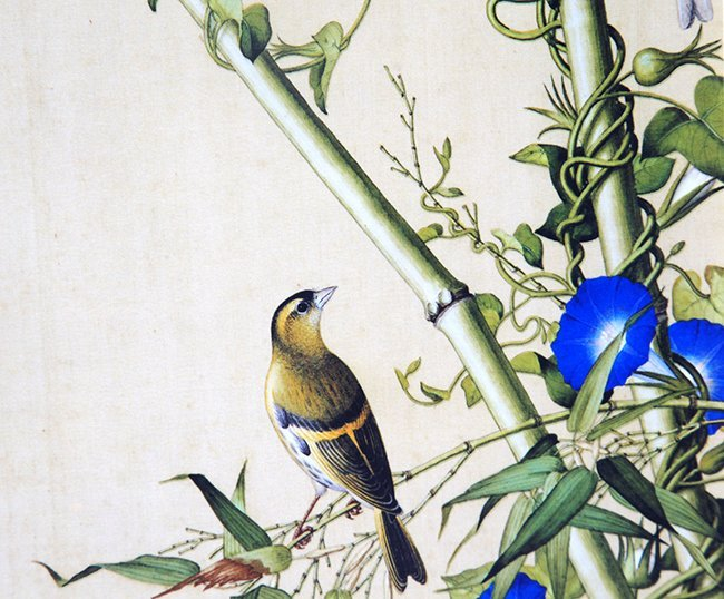 A COPY OF CHINESE PAINTING ON SILK - 2