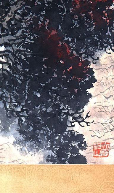 QIAN SONG NIE CHINESE PAINTING (ATTRIBUTED TO ) - 3